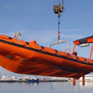 Survitec Zodiac Fast Rescue Boat